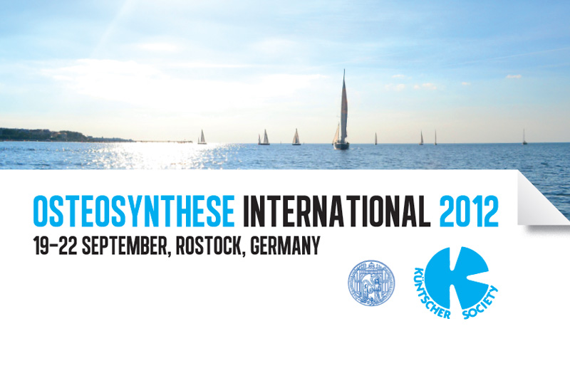 Osteosynthese International 2012, Rostock, Germany