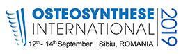 Osteosynthese International 2019, Sibiu, Romania